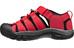 Keen Newport H2 - Sandalias - rojo/negro